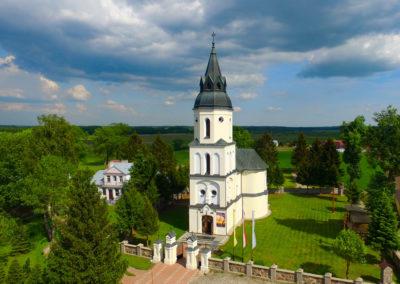 Kościół p.w. Zwiastowania NMP – Sanktuarium