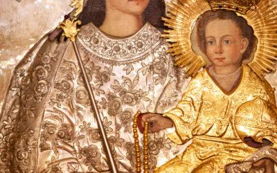 XX-Lecie Koronacji Obrazu Matki Bożej Królowej Różańca Św. z Krasnegoboru.